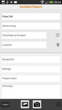 Incident Reporting apk screenshot