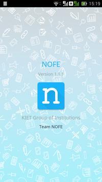 NOFE PRO apk screenshot
