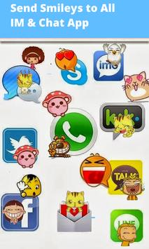 Stickers for Whatsap poster
