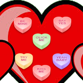 Stickers Valentines Day Whats icon