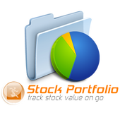 Stock Portfolio (Ad Free) icon