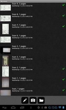 Mobile Doc Scanner 2 apk screenshot