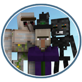 Mob skins for Minecraft icon
