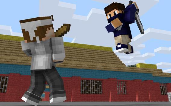 PvP Skins for Minecraft apk screenshot