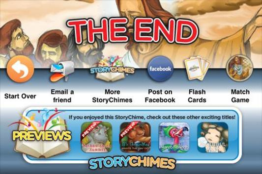 Story of Easter StoryChimes apk screenshot