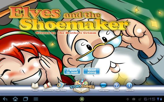 Elves and the Shoemaker (free) poster