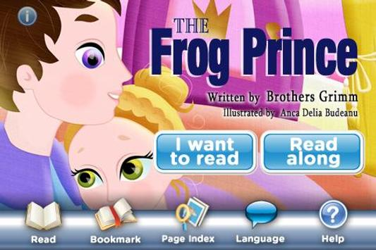 The Frog Prince StoryChimes poster