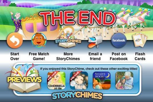 The Frog Prince StoryChimes apk screenshot
