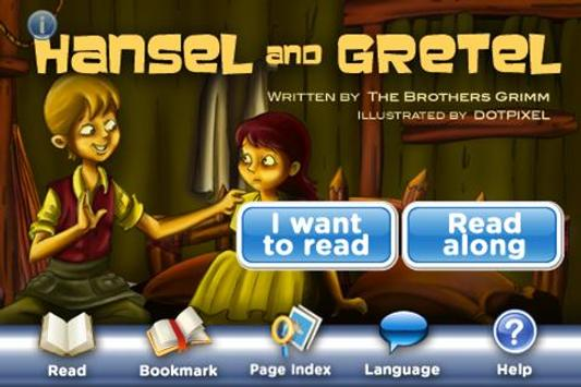 Hansel and Gretel StoryChimes poster