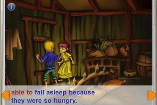 Hansel and Gretel StoryChimes apk screenshot