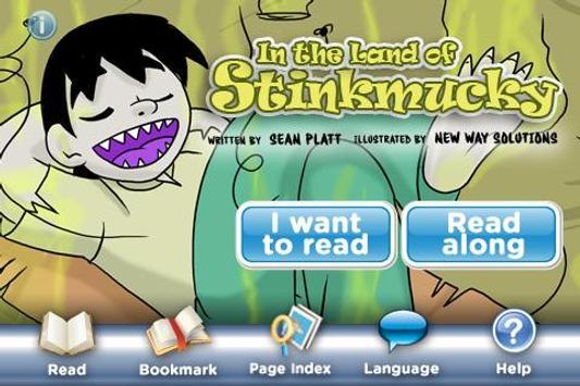 Land of Stinkmucky StoryChimes poster