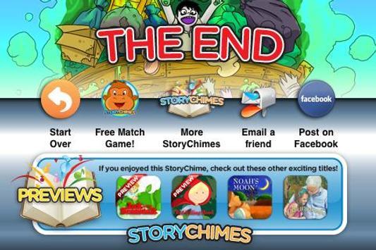 Land of Stinkmucky StoryChimes apk screenshot
