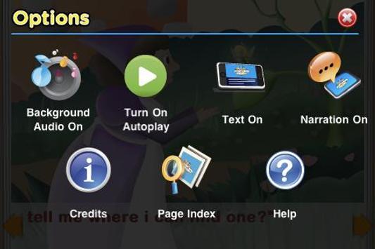Thumbelina StoryChimes apk screenshot