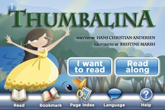 Thumbelina StoryChimes poster