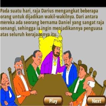 Cerita Alkitab poster