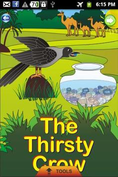 Thirsty Crow - Kids Story poster