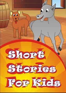 40 Short Stories for Kids poster