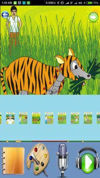 Donkey under Tiger Skin Story apk screenshot
