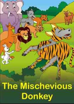 The Mischevious Donkey poster