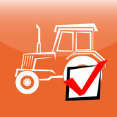 Heavy Equipment Inspection App icon