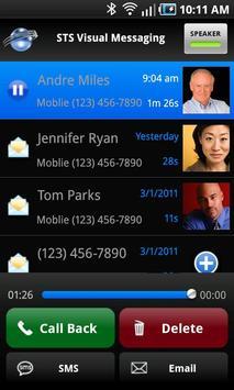 STS Visual Messaging apk screenshot