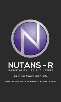 Nutans R - Augmented Reality poster