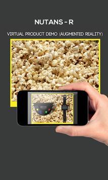 Nutans R - Augmented Reality apk screenshot