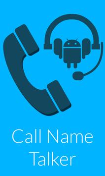 Call Name Talker poster