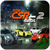 Guide :CSR racing 2 icon
