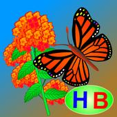 Chuyện của bướm và hoa icon