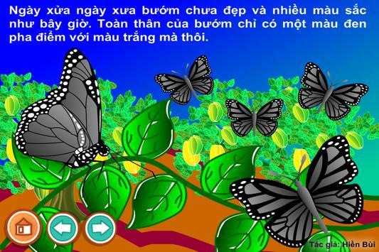 Chuyện của bướm và hoa apk screenshot