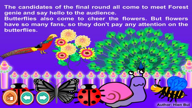 Story of Flower and Butterfly apk screenshot