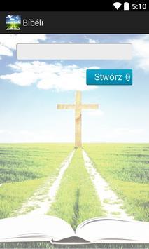 The Holy Bible in Polish apk screenshot