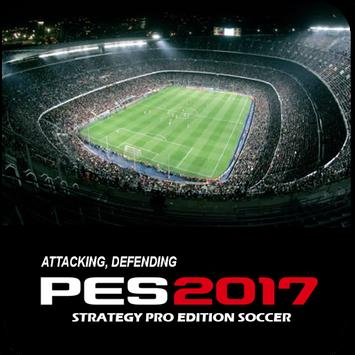 Strategy Pes 17 poster