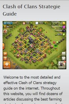 Update Strategie coc 2016 apk screenshot