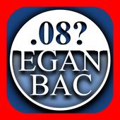 Egan's BAC Tracker icon