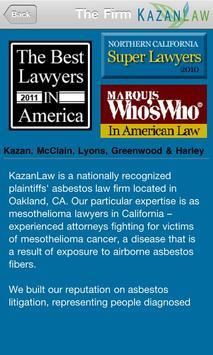 Kazan Law Firm apk screenshot