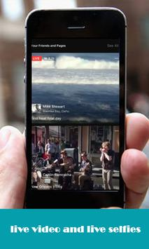Free Streamago Live Video Tips apk screenshot