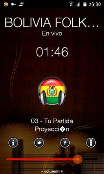 BOLIVIAFOLKRADIO apk screenshot
