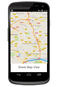 Street Map View apk screenshot