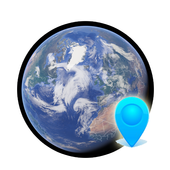 Street View World Map icon