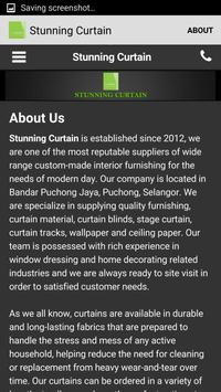 Stunningcurtain.com apk screenshot