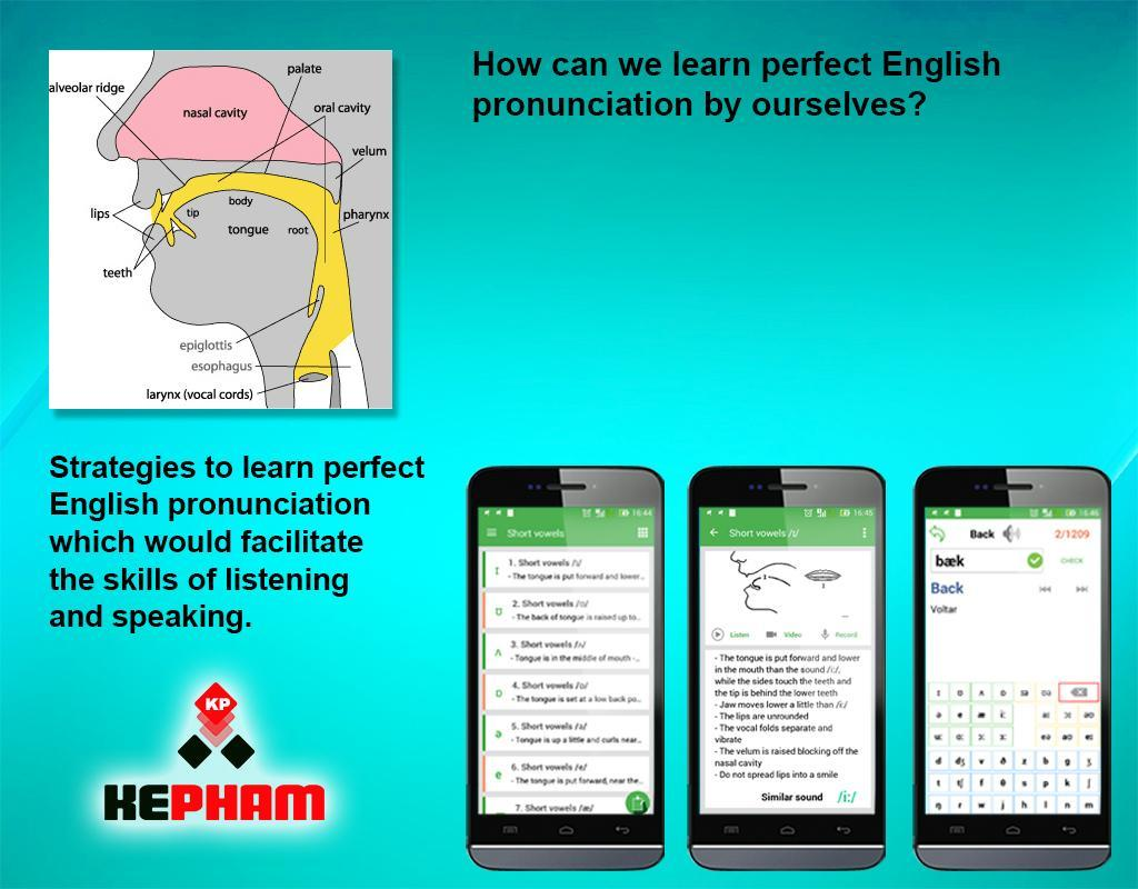 Practice and improve your English with topics you care about