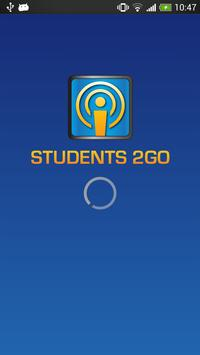 Students 2Go poster