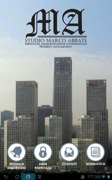 StudioMarcoAbbate Condominio poster