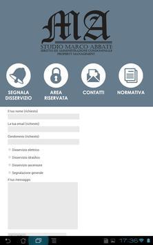StudioMarcoAbbate Condominio apk screenshot