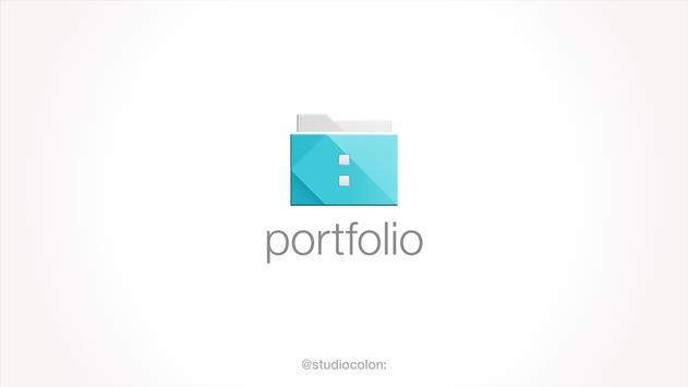studiocolon-portfolio apk screenshot