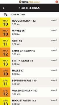 Round Table Belgium apk screenshot