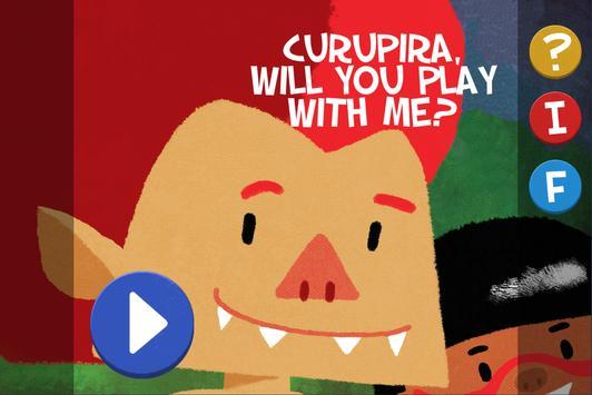 Curupira, play with me apk screenshot