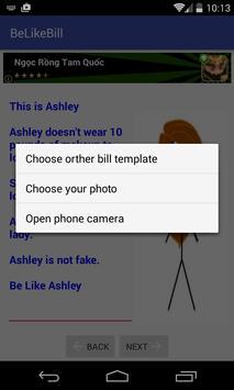 Be Like Bill Plus apk screenshot